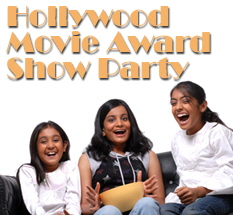 Teen Hollywood Award Show Oscar Party