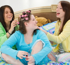Teen Sleepover Party